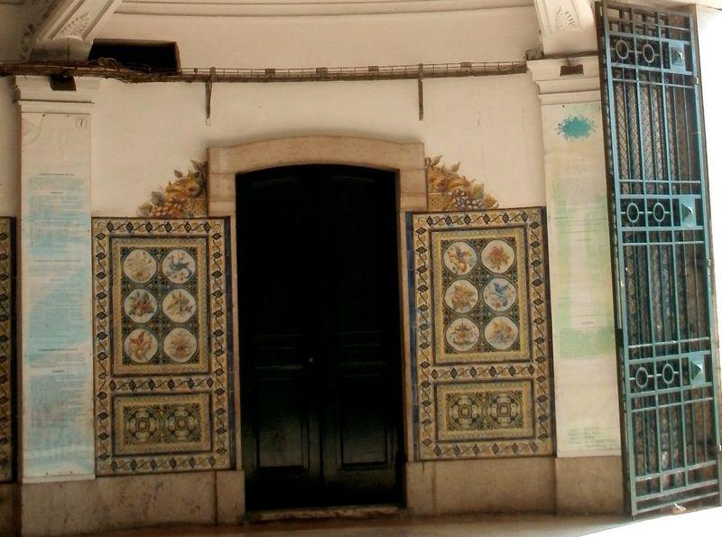 Ribiera Market entrance