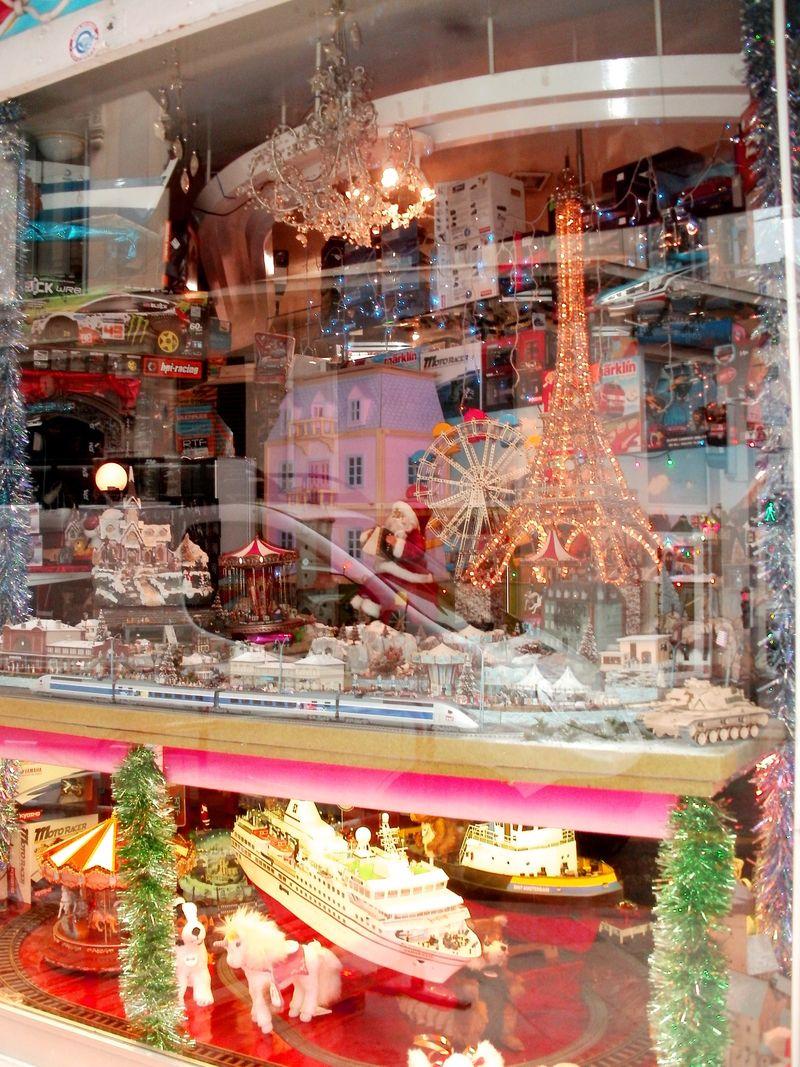 Cannes neighborhood toy shop