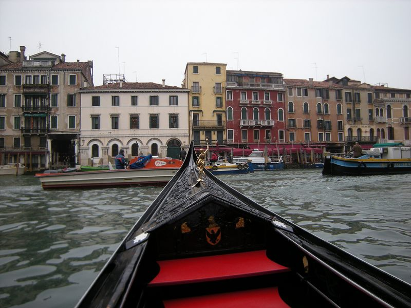 001. On the Grand Canal