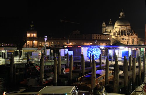 San-marco-pier-at-night