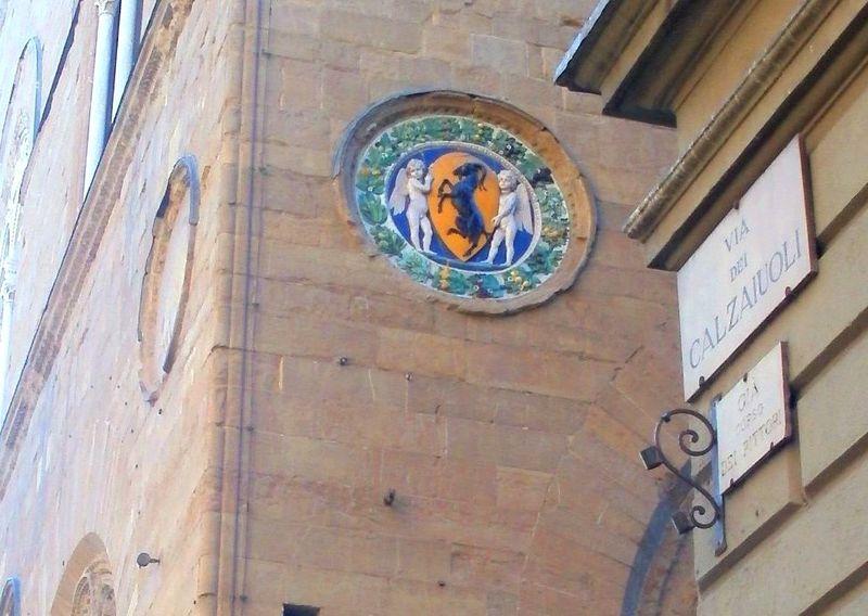 Near the  Basilica di Santa Maria del Fiore