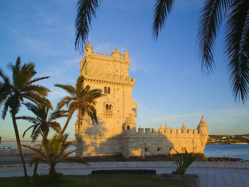 Belem-Tower-Lisbon-Portugal