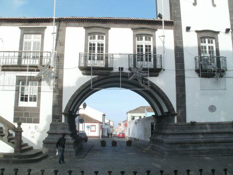 Ribeira Grande arches