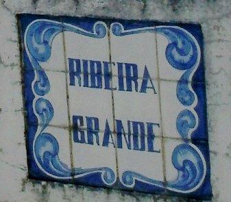 Ribeira Grande sign 22