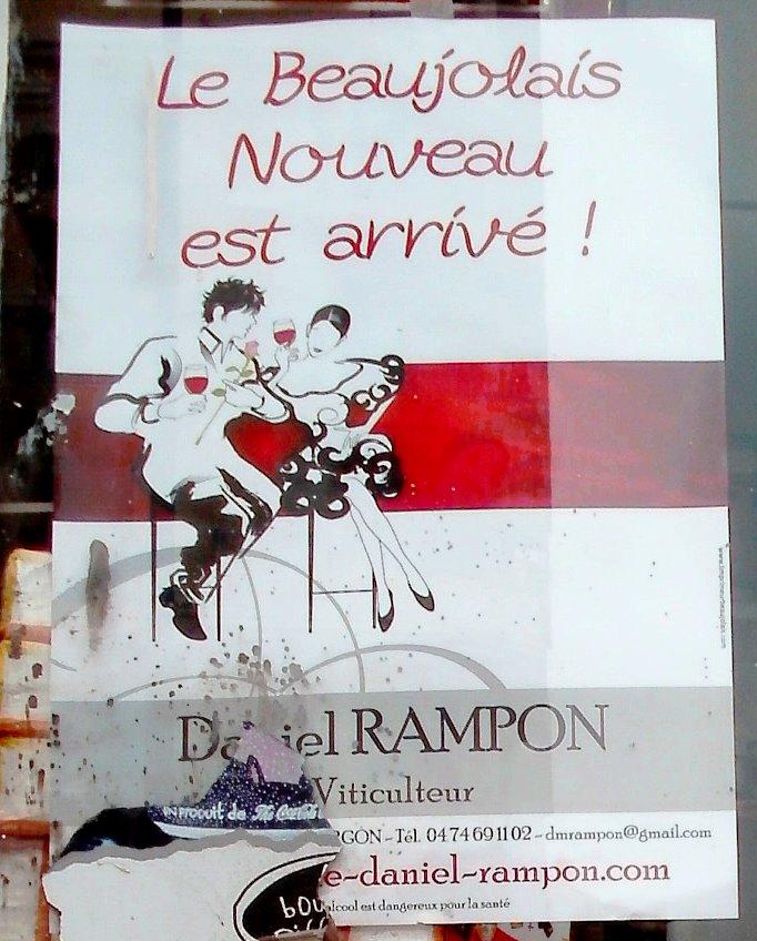 2012 Beaujolais is here