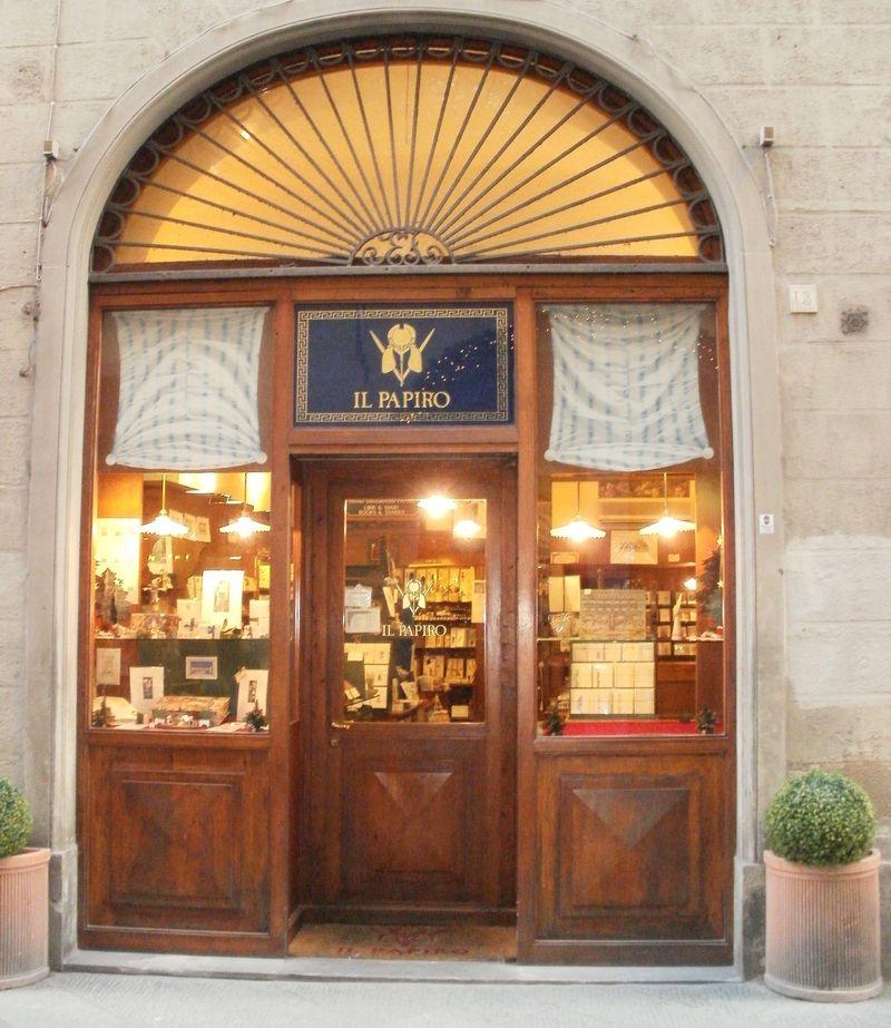 Il Papiro paper shop