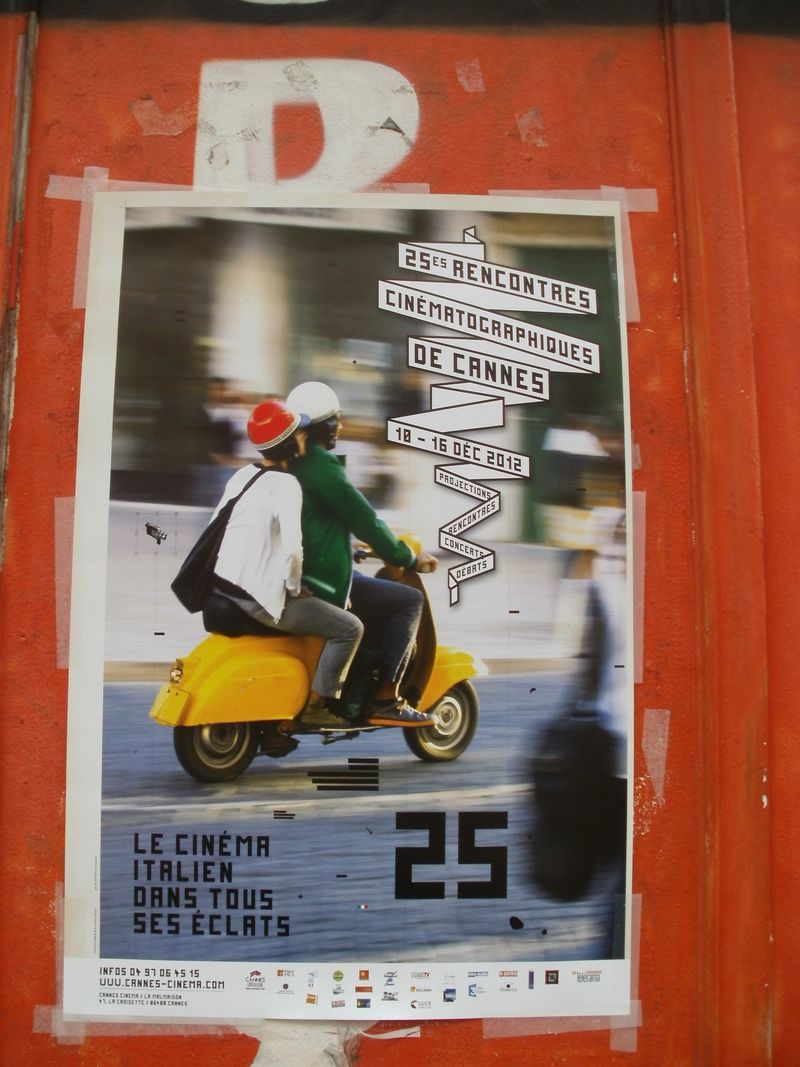 Canne street poster