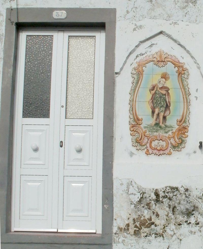 Ribeira Grande doorway